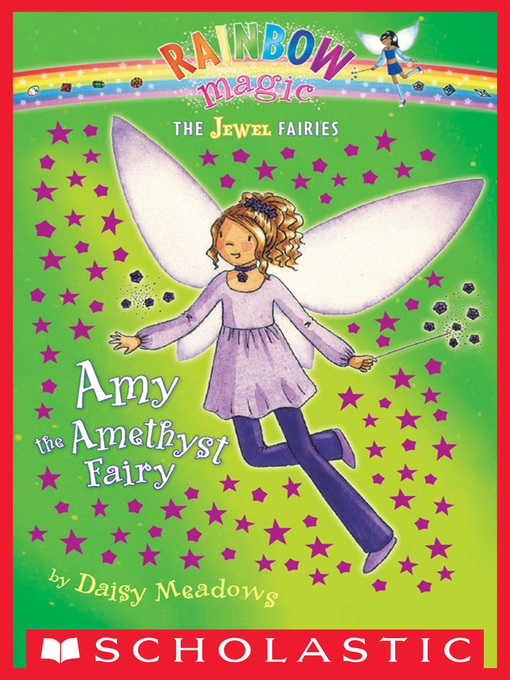 Title details for Amy the Amethyst Fairy by Daisy Meadows - Available