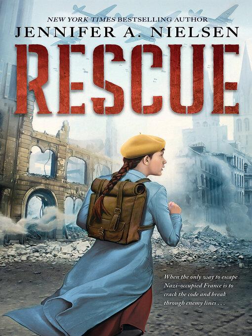 Title details for Rescue by Jennifer A. Nielsen - Wait list
