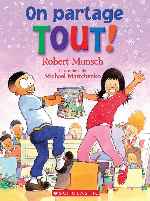 Title details for On partage tout! by Robert Munsch - Available