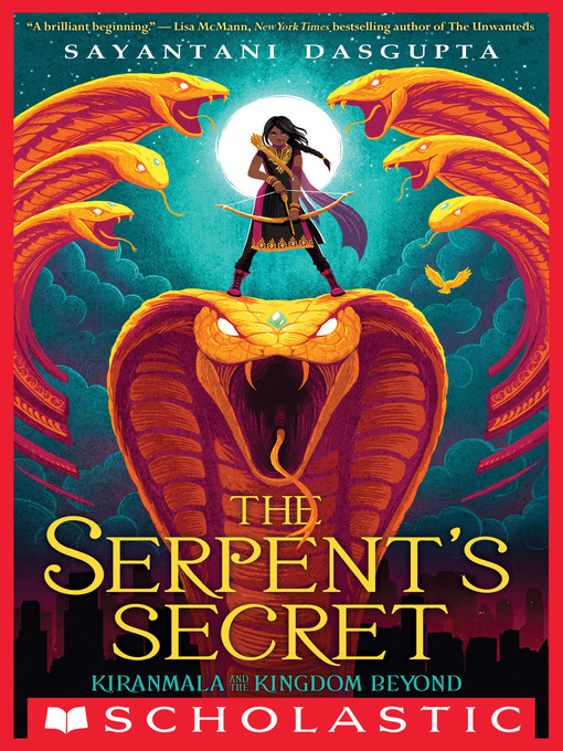 Title details for The Serpent's Secret by Sayantani DasGupta - Wait list
