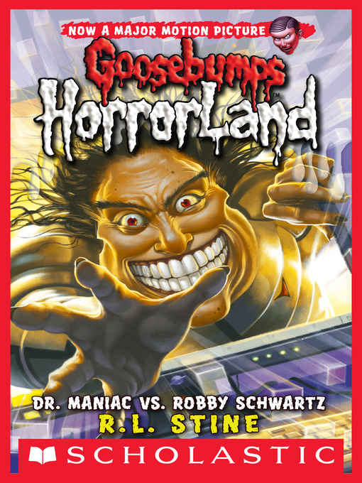Title details for Dr. Maniac vs. Robby Schwartz by R.L. Stine - Available