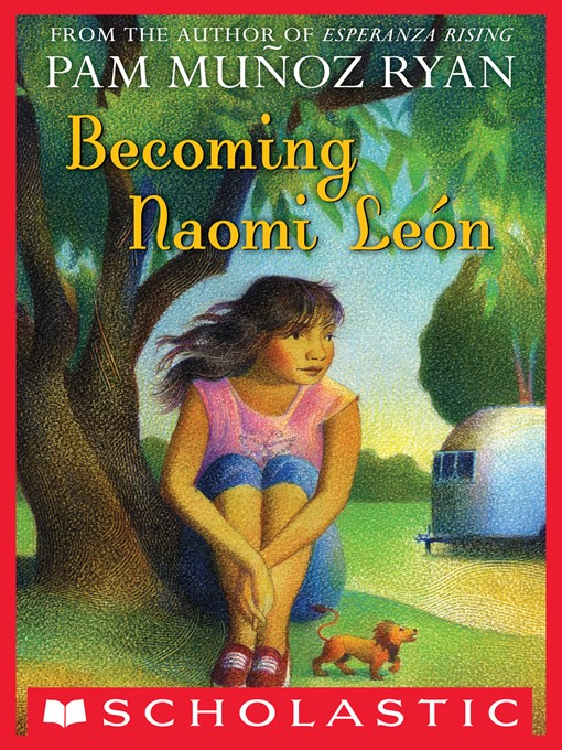 Cover of Becoming Naomi Leon