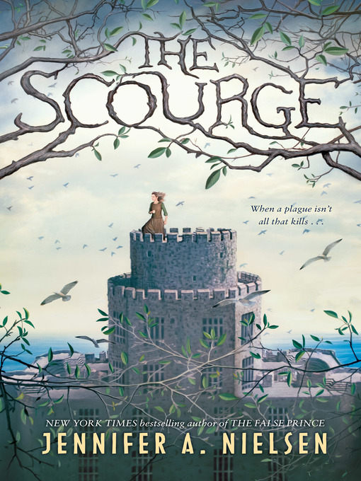 Title details for The Scourge by Jennifer A. Nielsen - Wait list