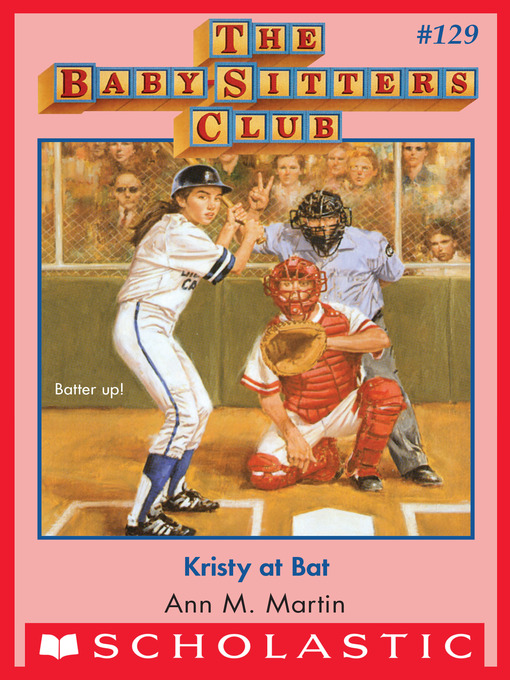 Cover of Kristy at Bat