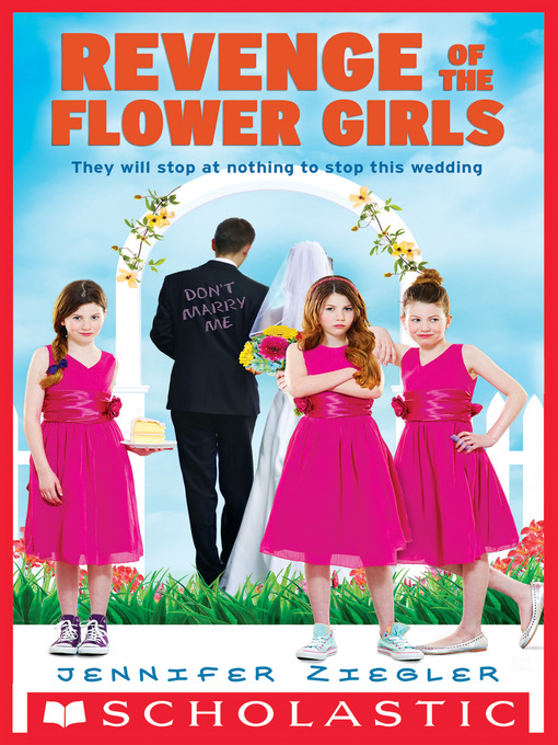 Cover of Revenge of the Flower Girls