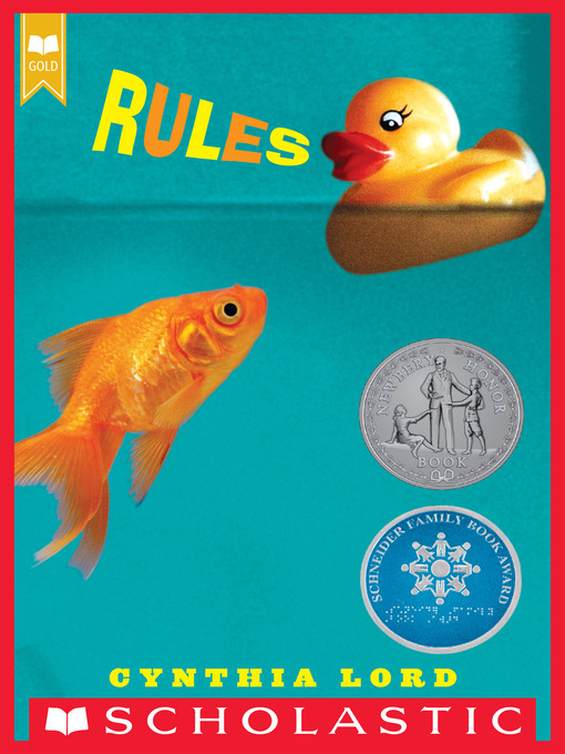 Title details for Rules by Cynthia Lord - Available