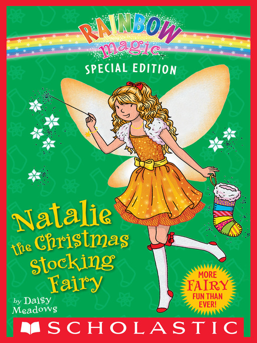 Title details for Natalie the Christmas Stocking Fairy by Daisy Meadows - Wait list