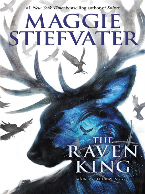 Title details for The Raven King by Maggie Stiefvater - Wait list