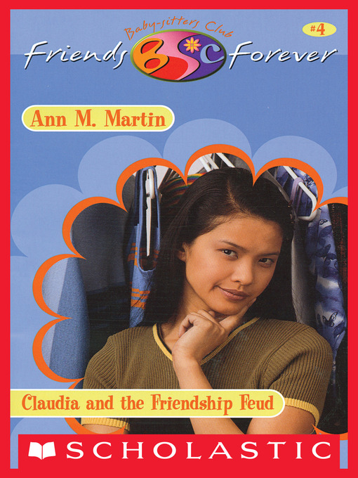 Cover of Claudia's Friendship Feud