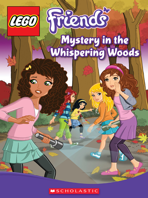 Cover of Mystery in the Whispering Woods