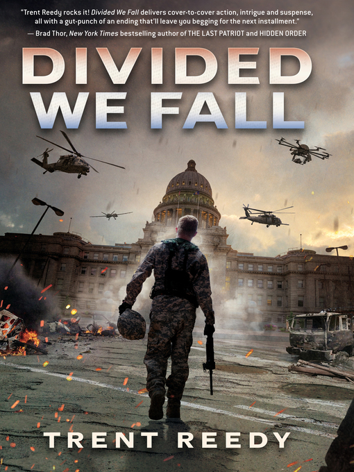 Title details for Divided We Fall by Trent Reedy - Wait list
