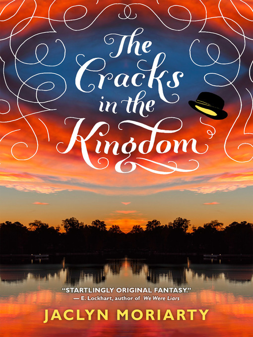 Title details for The Cracks in the Kingdom by Jaclyn Moriarty - Wait list