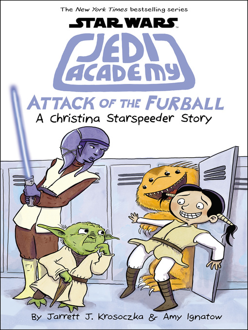 Title details for Attack of the Furball by Jarrett J. Krosoczka - Available