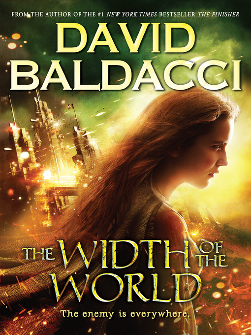 Title details for The Width of the World by David Baldacci - Wait list