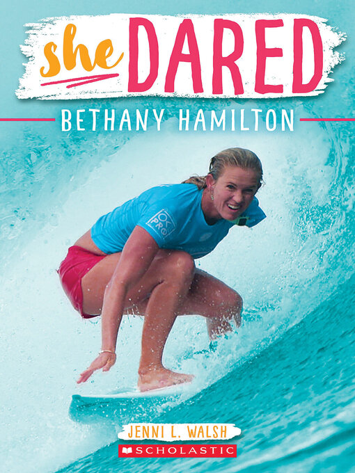 Title details for Bethany Hamilton by Jenni L. Walsh - Available