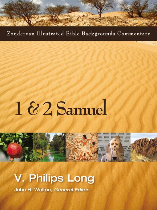 Title details for 1 and 2 Samuel by V. Philips Long - Wait list