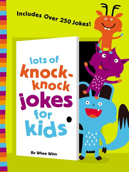 Title details for Lots of Knock-Knock Jokes for Kids by Zondervan - Available
