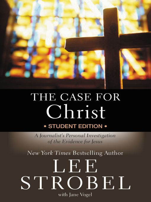 Cover of The Case for Christ  Student