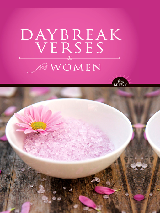 Title details for DayBreak Verses for Women by Lawrence O. Richards - Available