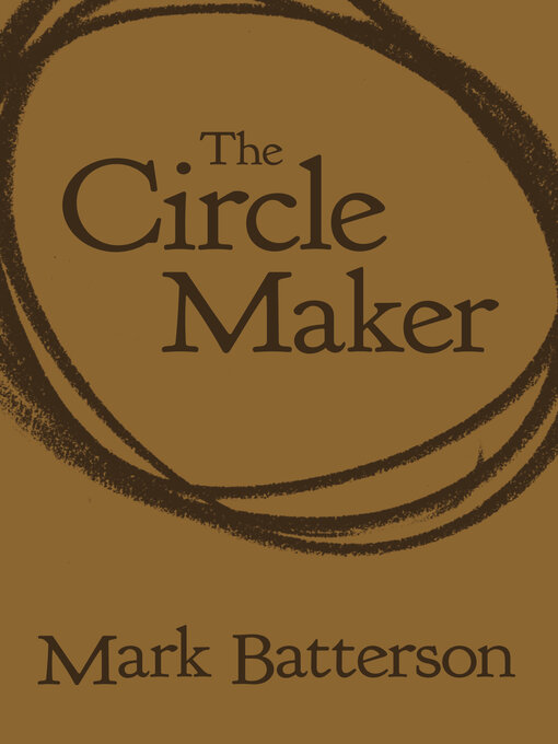 Cover of The Circle Maker