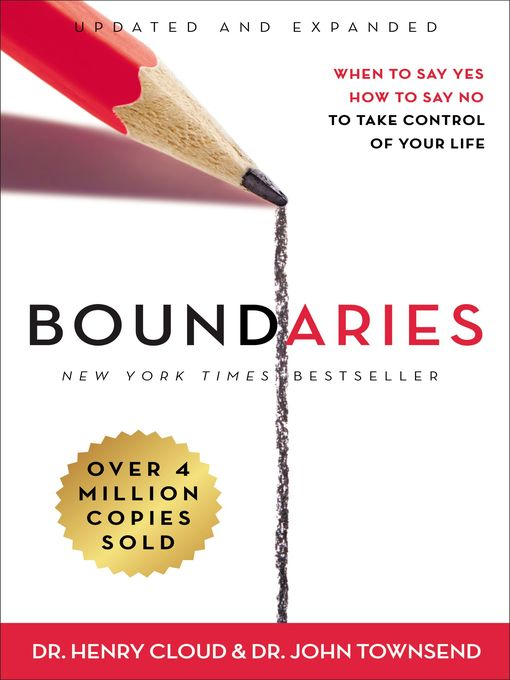 Boundaries [Ebook]:  updated and expanded
