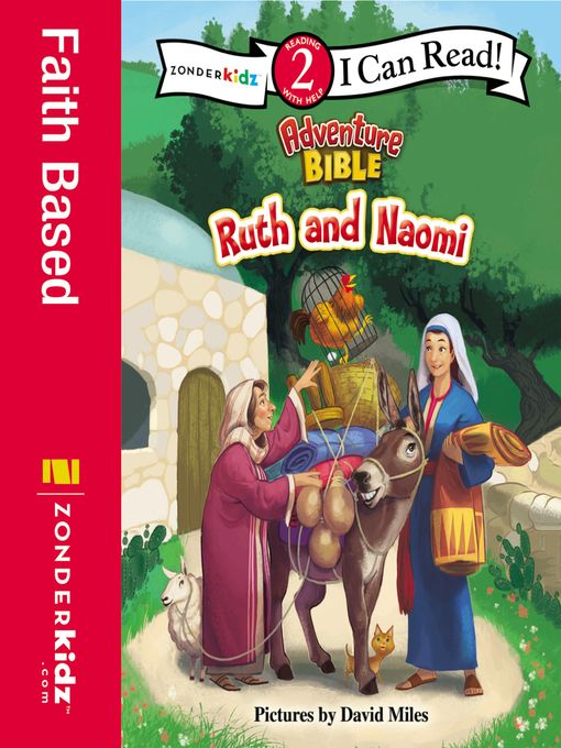 Title details for Ruth and Naomi by David Miles - Available