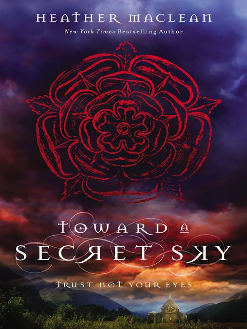 Cover of Toward a Secret Sky