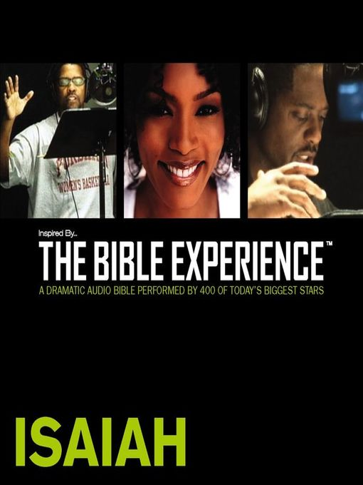 Title details for Inspired by ... the Bible Experience by Full Cast - Available