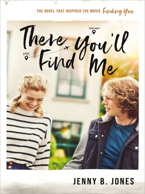 Cover image for There You'll Find Me