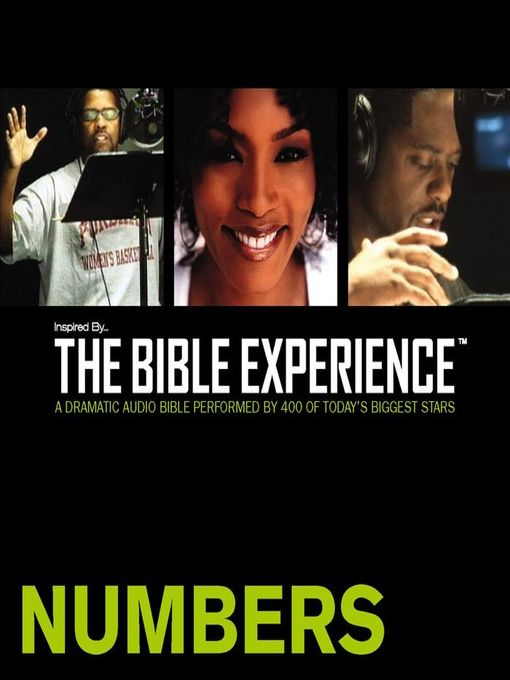 Title details for Inspired by ... the Bible Experience by Full Cast - Wait list