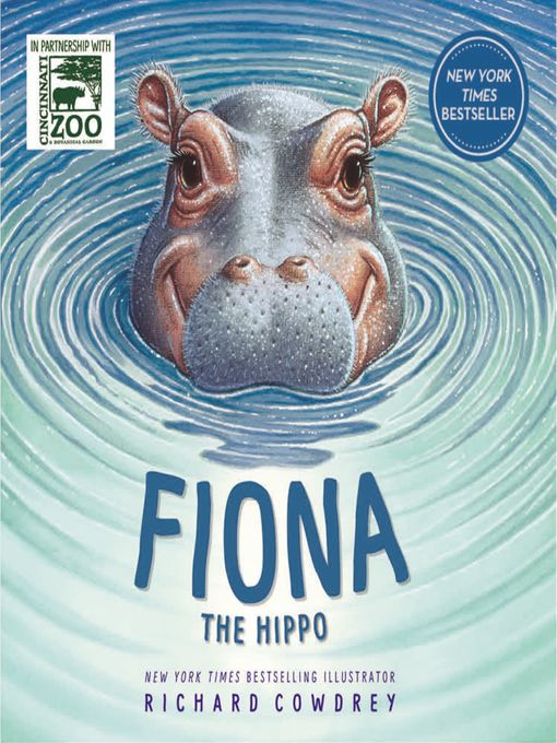 Title details for Fiona the Hippo by Richard Cowdrey - Available