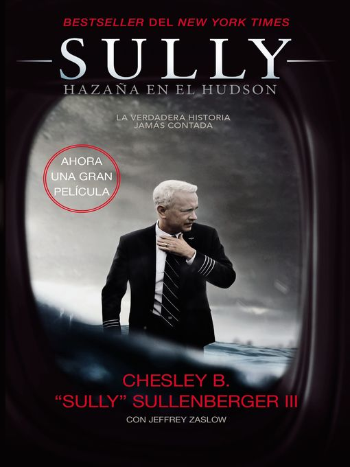 Title details for Sully by Chesley B. Sullenberger III - Wait list
