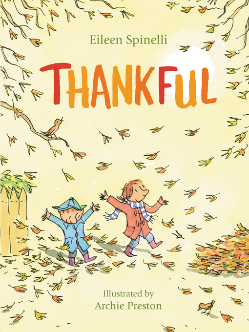 Title details for Thankful by Eileen Spinelli - Available