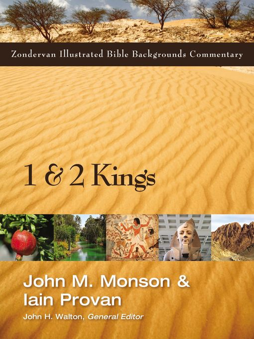 Title details for 1 and 2 Kings by John M. Monson - Available