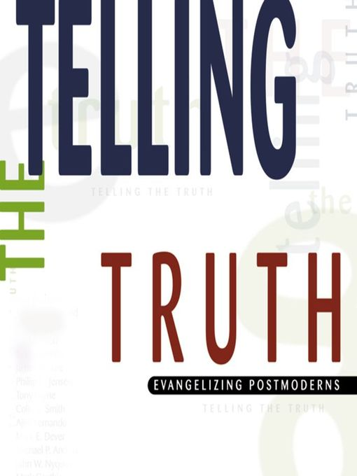 Telling the Truth New Orleans Baptist Theological Seminary