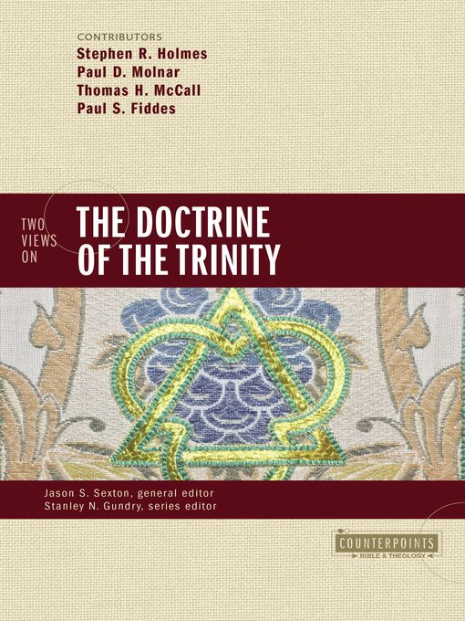 the doctrine of the trinity in christian theology the unification of the aspects of the god the son  My argument is that rahner ïs doctrine of the trinity is a unifying doctrine that draws together other aspects of his theology such that the christian is left with the clear and distinct message that the life of the trinity is (or should be) the very life of the.