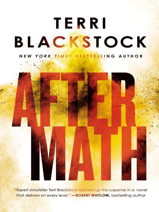 Title details for Aftermath by Terri Blackstock - Wait list