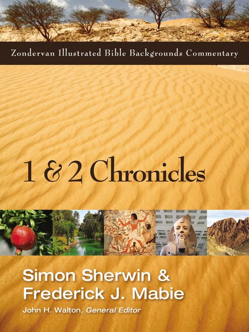 Title details for 1 and 2 Chronicles by Simon Sherwin - Available