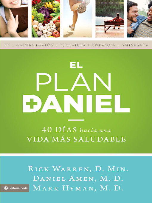 Title details for El plan Daniel by Rick Warren - Wait list