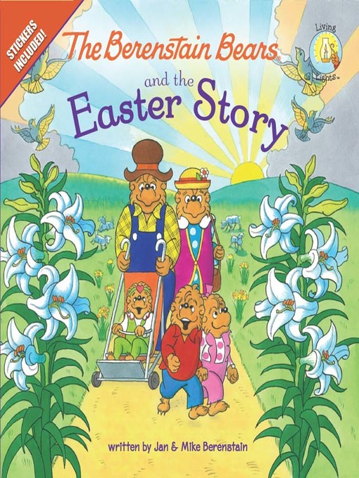 Title details for The Berenstain Bears and the Easter Story by Jan & Mike Berenstain - Wait list
