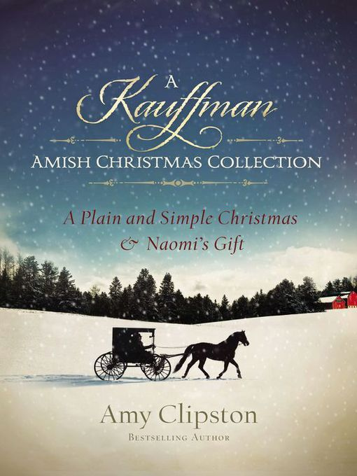 Cover image for A Kauffman Amish Christmas Collection