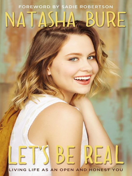 Title details for Let's Be Real by Natasha Bure - Wait list