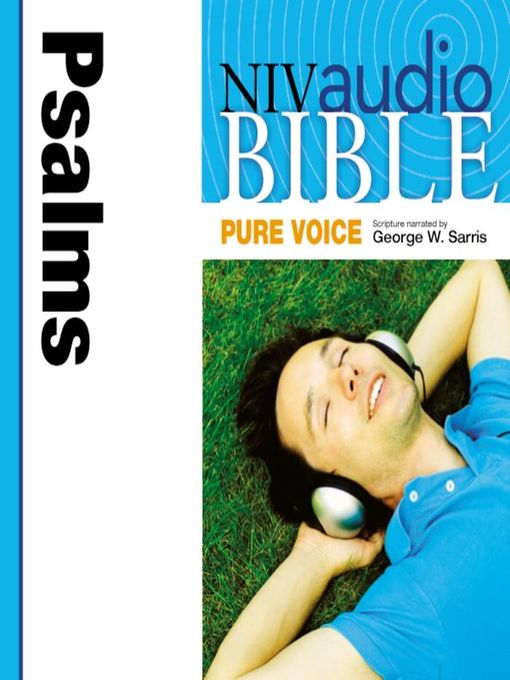 Title details for NIV Audio Bible, Pure Voice by George W. Sarris - Available