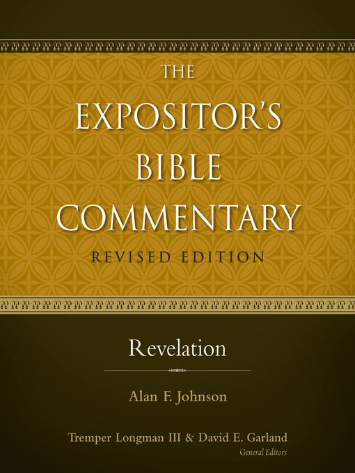 Title details for Revelation by Alan F. Johnson - Available