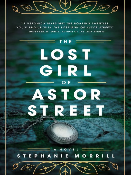 Cover of The Lost Girl of Astor Street