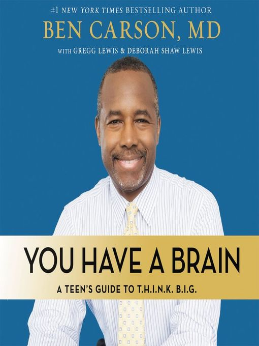 Cover of You Have a Brain