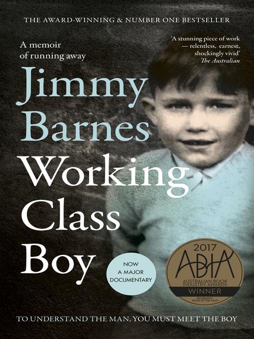 Title details for Working Class Boy by Jimmy Barnes - Wait list