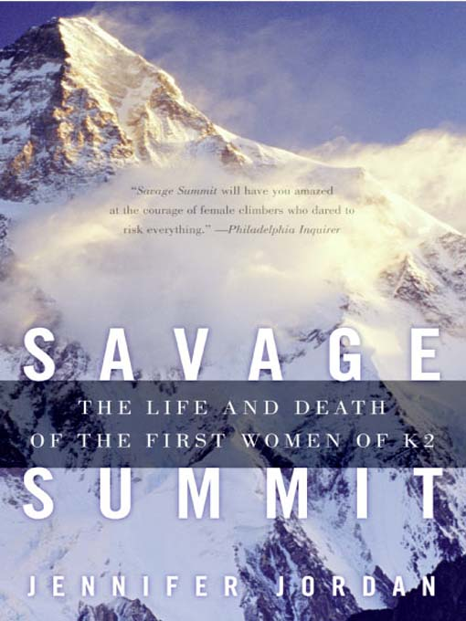 Title details for Savage Summit by Jennifer Jordan - Available