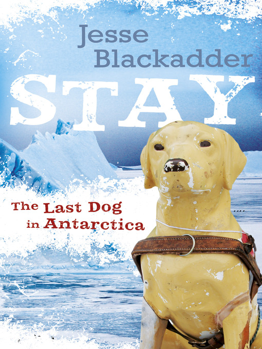 Title details for Stay by Jesse Blackadder - Available