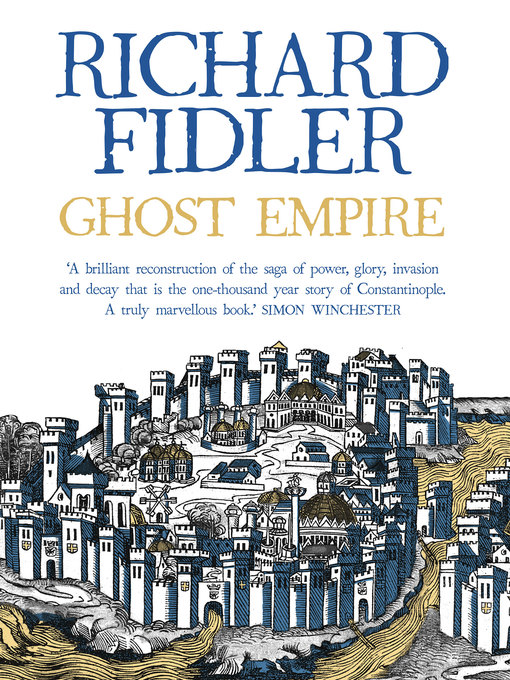 Title details for Ghost Empire by Richard Fidler - Wait list